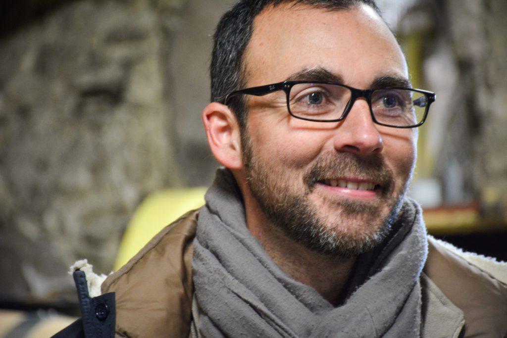 PETITJEAN Julien (Domaine de la Roseraie)