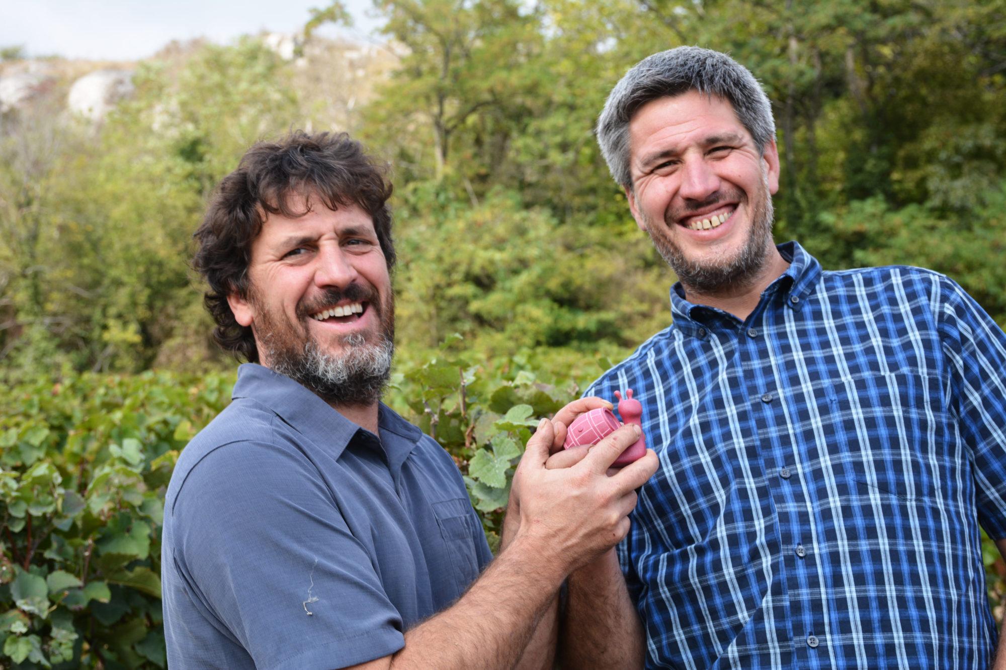 Pablo & Vincent Chevrot