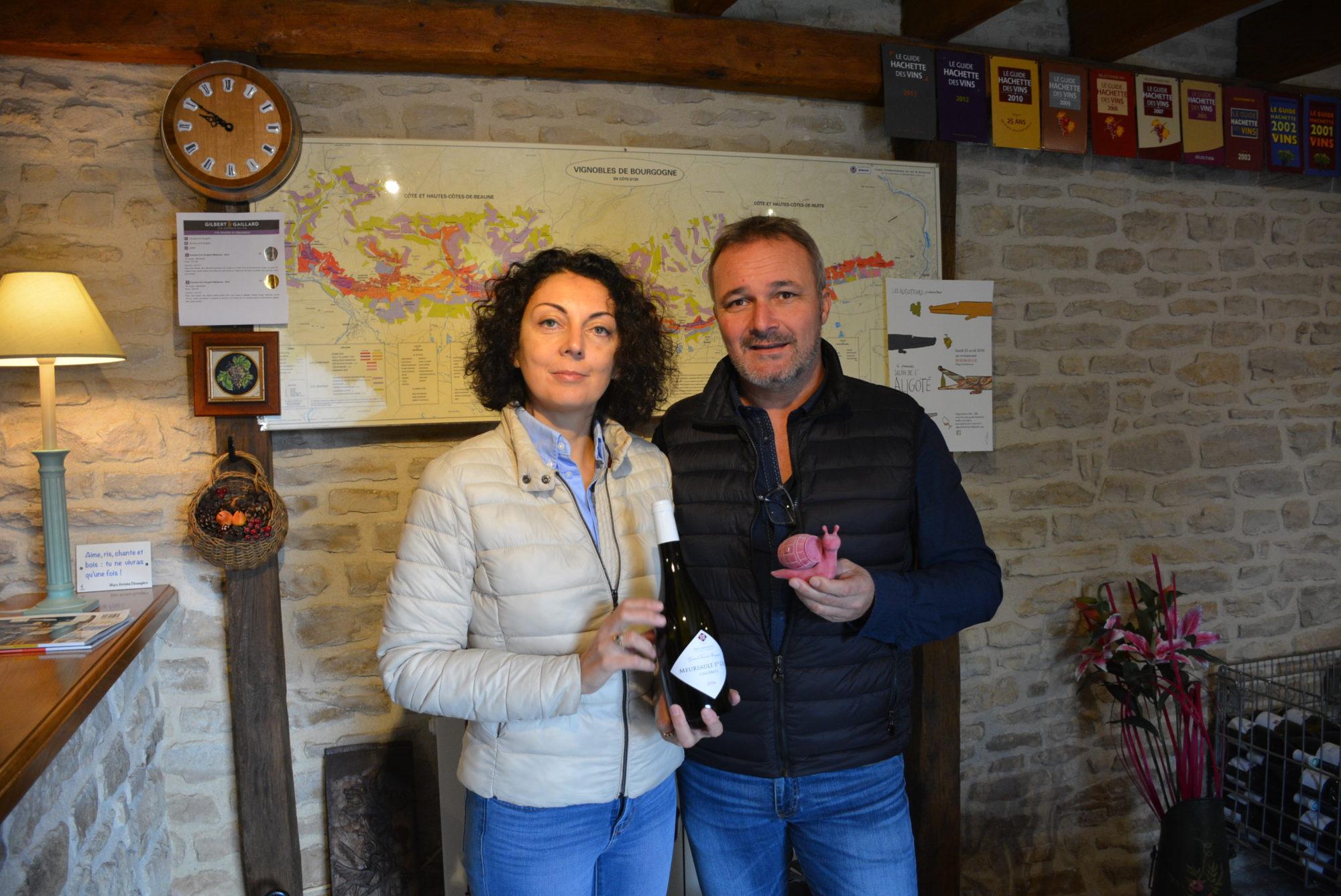 Eric & Patricia Boigelot