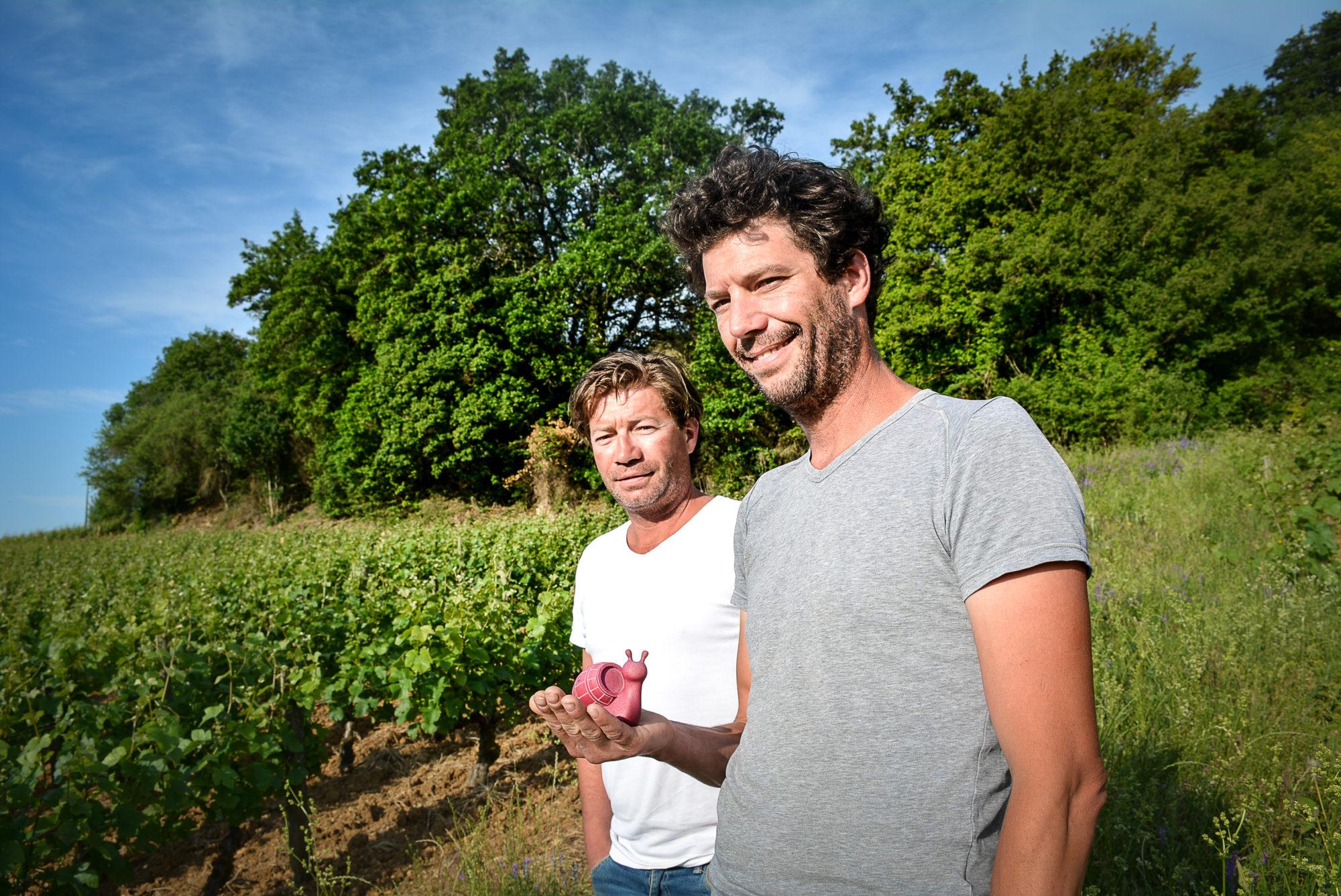 Lenaïc & Samuel Legros